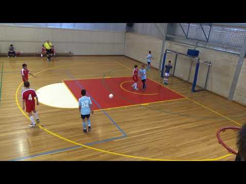 FRIENDLY u12   Sydney Futsal Club vs St George 1st half