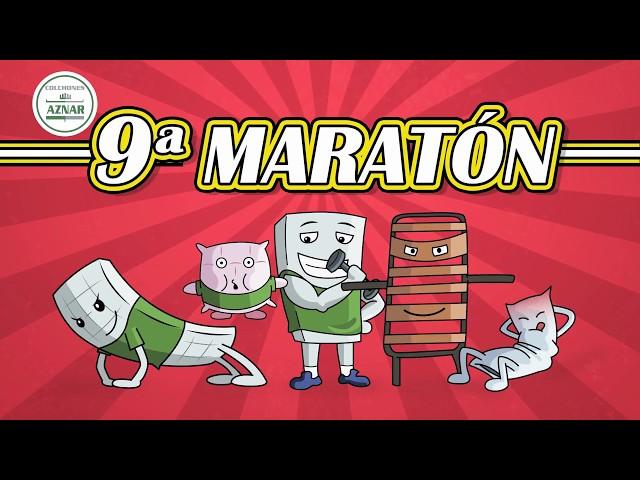 Gran maratón de colchones Aznar