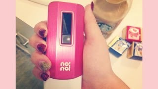 No!No! Hair Removal | Tutorial/Review