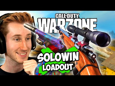 Das stärkste Loadout in WARZONE bringt endlich den Solowin? (Kar98 Sykov ist OP)