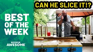 Best of the Week: Bladesports, Acro Tricks, Cardistry & More | People Are Awesome