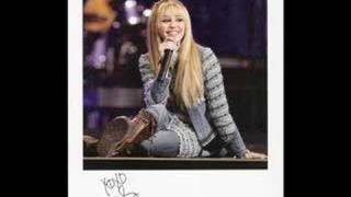 Hannah Montana- One In A Million Acoustic Version (download Link)