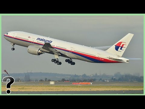 What Happened To Missing Malaysian Airline Flight MH370?