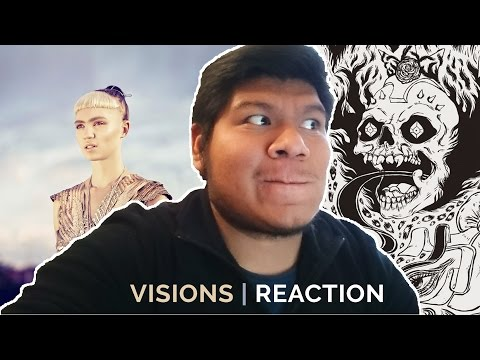 Grimes | Visions Reaction | Don Shairo