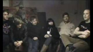 Panda - Interview im Sage Club Berlin