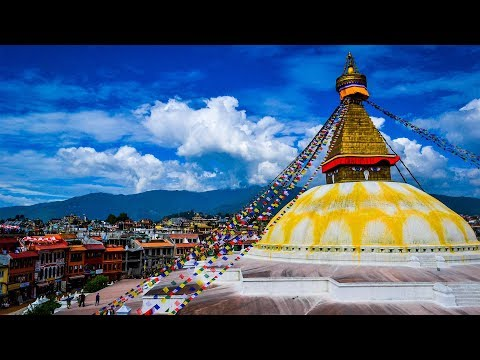 Swayambhunath Kathmandu | World Heritage Site | Your Cinema
