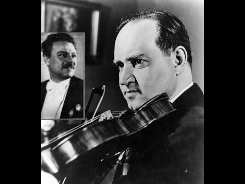 Tchaikovsky:Violin Concerto in D--Oistrakh w/Samosud & Bolshoi Theater Orchestra