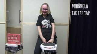 Miniškola The Tap Tap: Lekce 58 (Zahrajte si na bicí, na pad nebo krabici!)