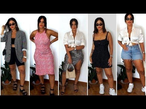 pretty nice 419e1 acffd idee outfit estivi e consigli per risaltare fisionomia