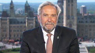 Tom Mulcair:  An 'unseemly performance' by ethics committee