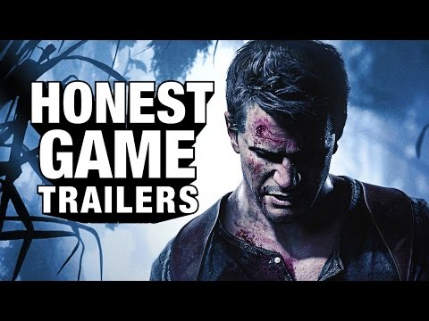 UNCHARTED 4 (Honest