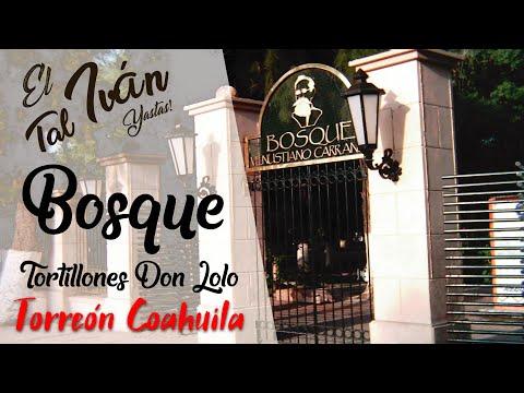 BOSQUE VENUSTIANO, TORTILLONES DON LOLO - Torreón Coahuila