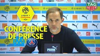 Conférence de presse Olympique de Marseille - Paris Saint-Germain ( 0-2 )  / 2018-19 thumbnail