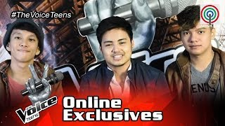 The Voice Teens Exclusive: Erica Ladiza Vs Patricia Luna Vs Sophia Ramos