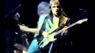 Scorpions - Top of the bill.