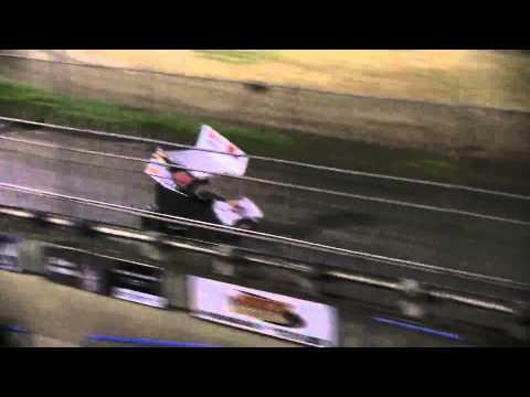 Giovanni Scelzi 3/27/15 Heat Race Plaza Park Raceway Visalia