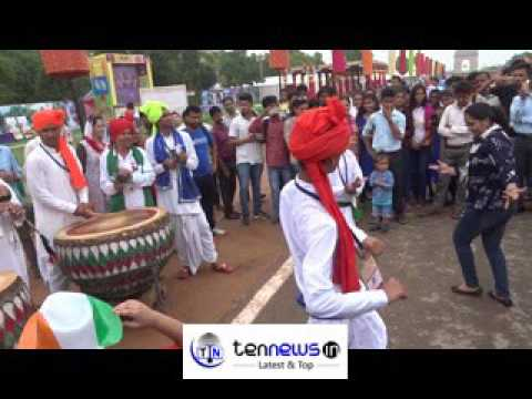 BHARAT PARVA CELEBRATED TO DISPLAY INDIAN CULTURE FROM INDIA GATE NEW DELHI