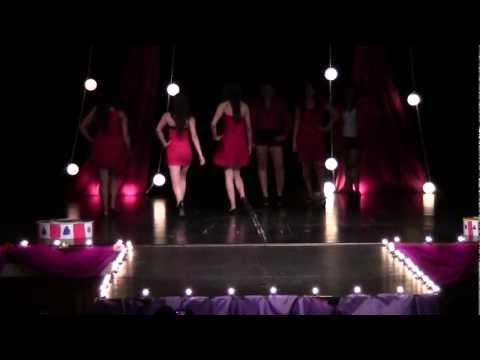 Elgin High School Fashion Show 2012(2/7)