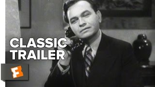 A Slight Case of Murder (1938) Official Trailer - Edward G. Robinson, Jane Bryan Movie HD