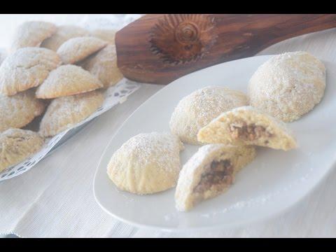Assyrische Kiletsche / Mamul/ Kekse gefüllt mit Wallnüssen / Plätzchen / اطيب معمول