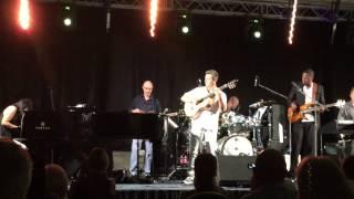Keiko Matsui. Marc Antoine. Julian Vaughn perform at Lago Maggiore Smooth Jazz Fest 2015