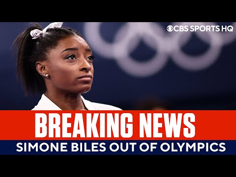 Simone Biles Pulls Out Of Team Competition | CBS Sports HQ