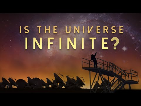 Is the Universe Infinite? - 4k