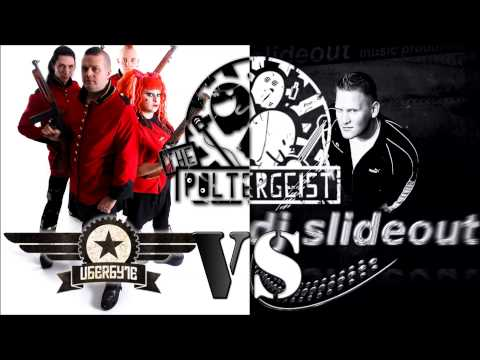 Uberbyte vs DJ Slideout - We like the Bloody Bass (Project Poltergeist Crashup)