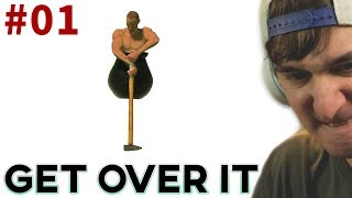 GETTING OVER IT | K0K0T V KOTLI | by PeŤan | #01