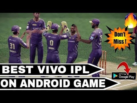 Android IPL Cricket Games Download | Android IPL Cricket Games 2018 | IPL |