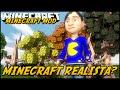 Minecraft Mod: MINECRAFT REALISTA! (Carros, Computador e TV's // Real Life Mod)