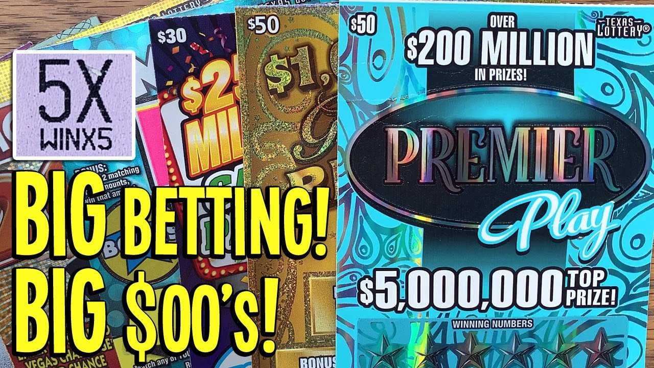🤑 BIG BETTING! $210/TICKETS PROFIT!! 💰 Only $50, $30, $20 TICKETS! 🔴 Fixin To Scratch