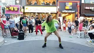 Download lagu 일본댄스팀 J.P.G 버스킹 guest RedSpark(Alina)/WAVE-에이티즈(ATEEZ) DANCE COVER 20190623 홍대버스킹(HongDae Busking)