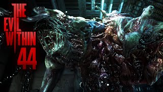 THE EVIL WITHIN [4K] #044 - Tiefgaragen-Wauzi is greifing an! ★ Let's Play The Evil Within