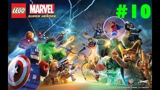 LEGO Marvel Superheroes Part 10 That Sinking Feeling (PS4 Pro)