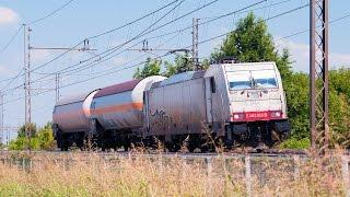 Treni in transito sulla Padova-Bologna