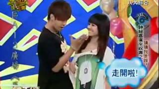 小豬生日扮周杰倫跳舞 2010 .flv