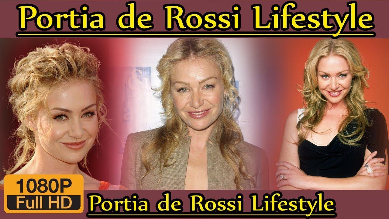 Portia De Rossi Biography Life Story Lifestyle Husband