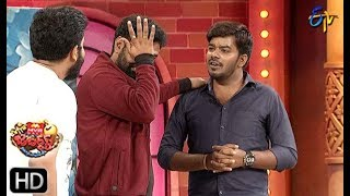 Sudigaali Sudheer Performance | Extra Jabardasth | 29th March 2019    | ETV Telugu