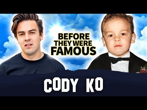 Cody Ko | Before They Were Famous | Tiny Meat Gang