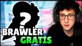 NUEVO BRAWLER GRATIS CONFIRMADO MAÑANA EN LA BRAWL TALK - WithZack
