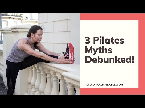Three Pilates myths debunked!