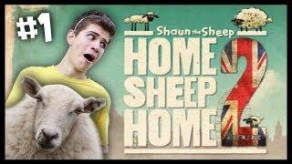 Home Sheep Home 2 - London [Slovensky letsplay] - Ep. 1 - Zavod na dialnici!