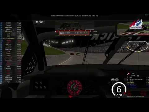 Assetto Corsa ACCC Oval Night Race @ Jacksonville 16.07.24