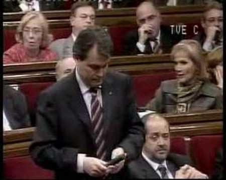 3% al parlament