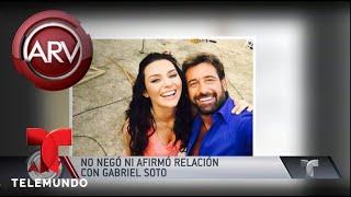 Irina Baeva destapa toda su verdad con Gabriel Soto | Al Rojo Vivo | Telemundo
