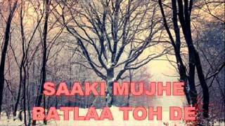 Yaad Aai Aadhi Raat Ko mlml Hindi Karaoke missluvmisslife