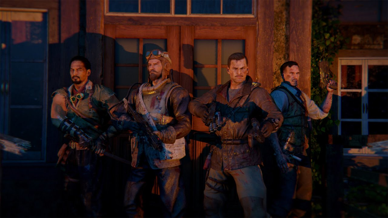 Black Ops 3's final DLC has four maps and a conclusion to