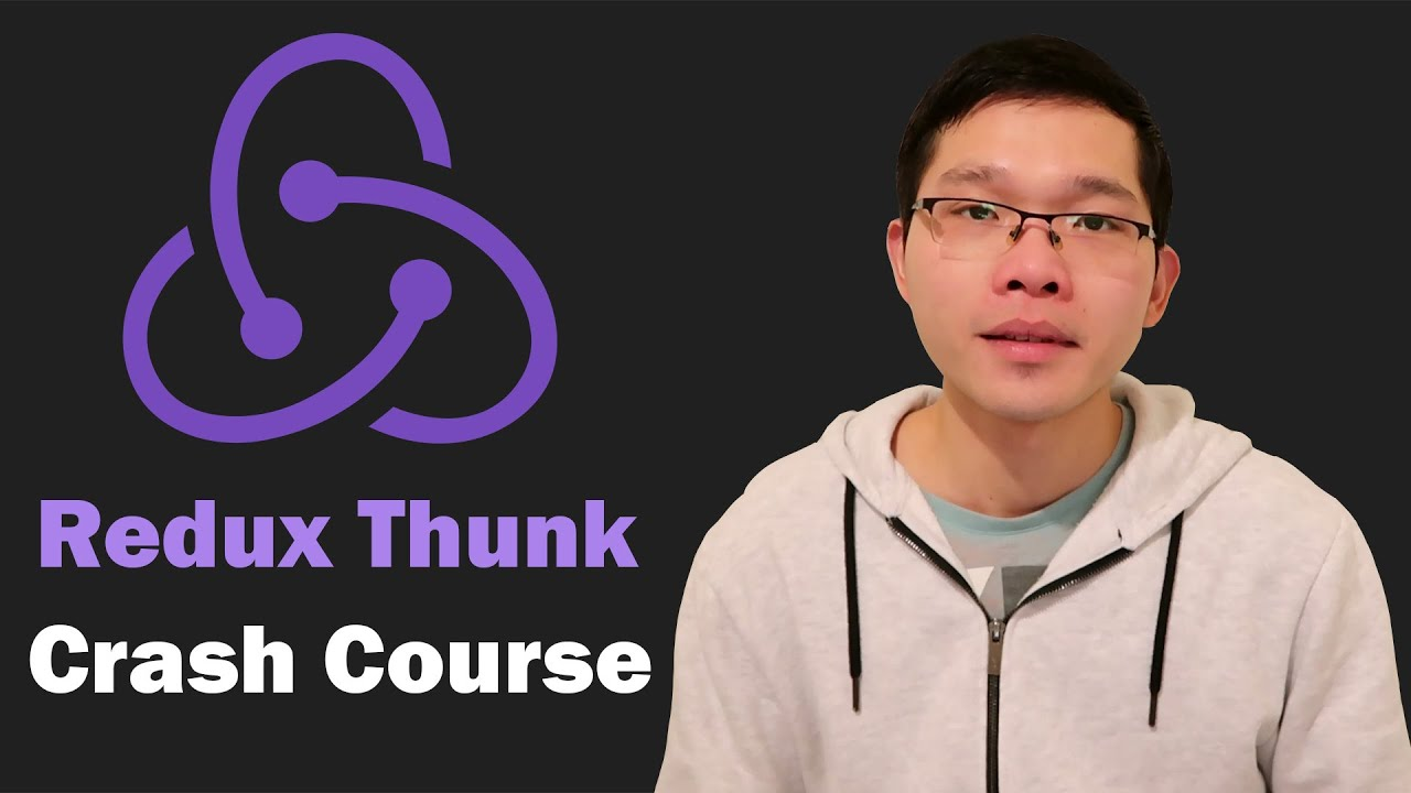 React Redux Thunk Crash Course - Middleware & Make HTTP Requests