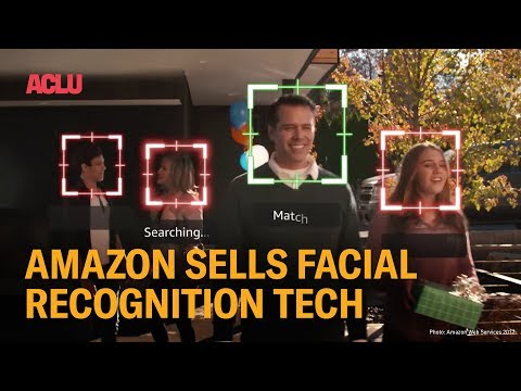 Amazon Should Get Out Of The Facial Recognition Business, ACLU Petition Says